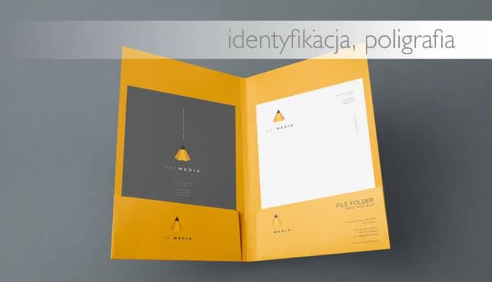 poligrafia informacja identyfikacja firmy