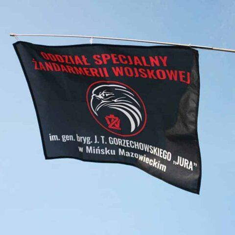 flaga reprezentacyjna na maszt 2