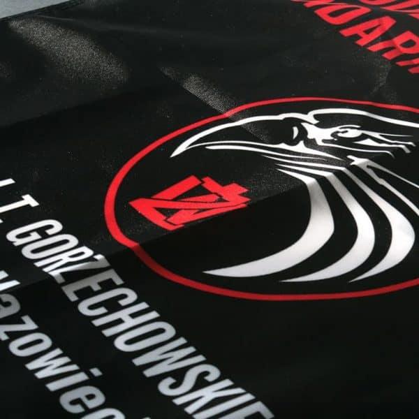 druk flagi