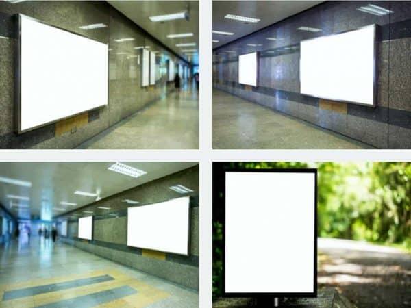 baner do podświetlenia backlit reklamowy kaseton
