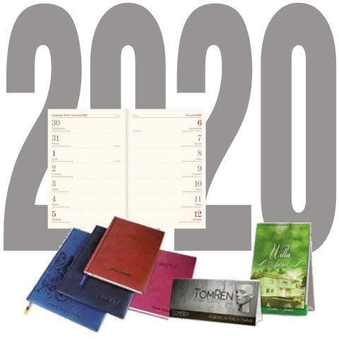 Kalendarze reklamowe z nadrukiem kalendarz