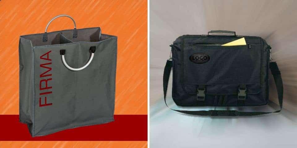 Torby reklamowe torebki z logo firmy